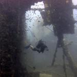 Phuket búvárkodás King Cruiser hajóroncs