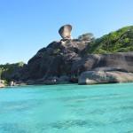 Phuket búvárkodás Similan szigetek