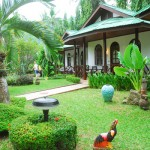 Phuket szállás Eden Bungalow